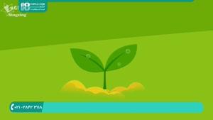 یادگیری اجزای درخت و خاک به کودکان به زبان انگلیسی