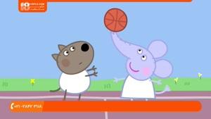 آموزش زبان انگلیسی کودکان با انیمیشن پپا پیگ