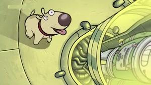 انیمیشن سیاره سگ ها
