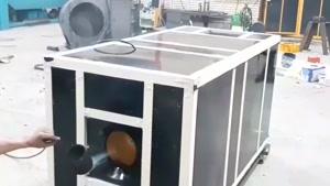 دستگاه تصفیه هوای شرکت کولاک فن 09121865671