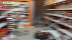 نگرانیا از شیوع کرونا باعث شده مردم یه طوری خرید کنن