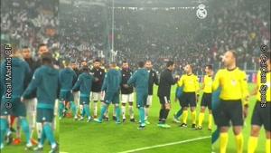 بررسی بازی یوونتوس و رئال مادرید