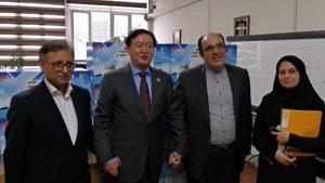 سفیر چین در ایران  قوی باش ایران  قوی باش چین