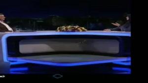 سرفه های دیشب حریرچی در برنامه زنده