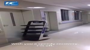بیمارستانی که ظرف مدت 9 روز در چین ساخته شد
