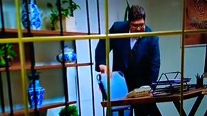 سوتی جالب و خنده دار در سریال هیولا