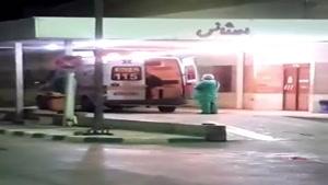 انتقال موردمشکوک به کرونا در بیمارستان ۲۲ بهمن مسجد سلیمان