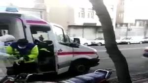 بیشترین آمار کرونا در منطقه فلاح تهران
