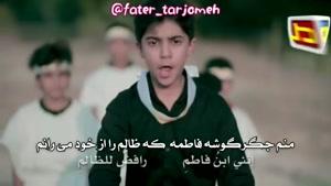 نماهنگ عربی فی الطف اقسم عمار الحلواجی ترجمه فاطر ابتسام