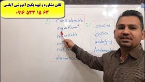 قویترین پکیج خود آموز ریدینگ آزمون آیلتس –استاد علی کیانپور