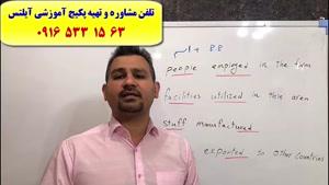 آموزش 100% تضمینی تکنیک های ریدینگ آیلتس –استاد علی کیانپور