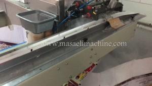دستگاه بسته بندی بستنی بیسکویتی ماشین سازی مسائلی