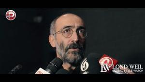 صحبتهای هادی حجازی فر بازیگرفیلم دوزیست در جشنواره فیلم فجر
