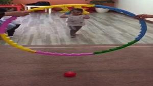 بازی درمانی کودک کلیپ 2
