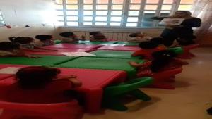 بازی درمانی کودک کلیپ 4