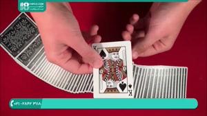 آموزش ترفند های David Blaine در شعبده بازی پاسور