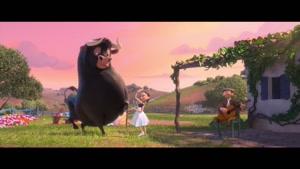 تریلر انیمیشن فردیناند 2017