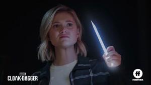 تریلر سریال شنل و خنجر Cloak & Dagger 2019