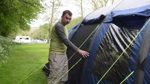چادر مسافرتی ضد آب کمپینگ