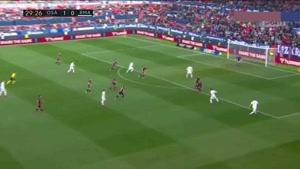 خلاصه بازی اوساسونا - رئال مادرید