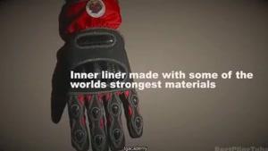 دستکش ضد آتش و بریدگی اختراع شد