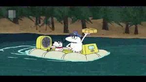انیمیشن پلنگ صورتی قسمت 15