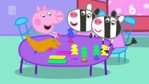انیمیشن آموزش زبان انگلیسی Peppa Pig قسمت دو