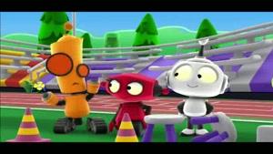 انیمیشن rob the robot قسمت 29