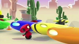 انیمیشن rob the robot قسمت 37