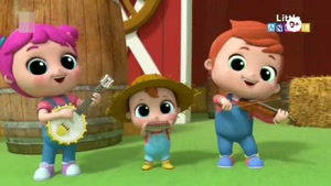 انیمیشن آموزش زبان انگلیسی Little Angel قسمت 175