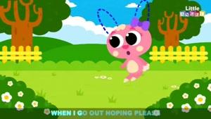 انیمیشن آموزش زبان انگلیسی Little Angel قسمت 173