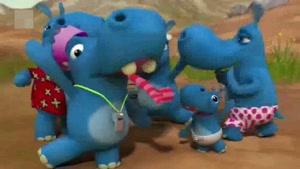انیمیشن The Happos Family قسمت 28