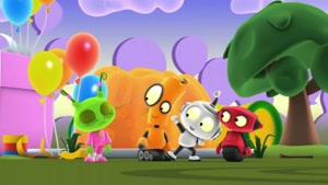 انیمیشن rob the robot قسمت 31