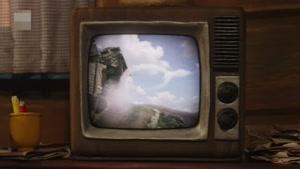 فیلم انیمیشن لوئیز و لوکا ماموریت ماه