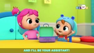 انیمیشن آموزش زبان انگلیسی Little Angel قسمت 179