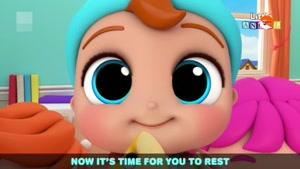انیمیشن آموزش زبان انگلیسی Little Angel قسمت 180