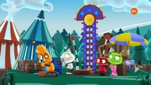 انیمیشن rob the robot قسمت 36