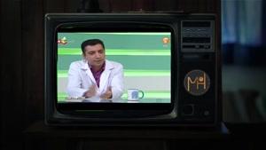 مصاحبه تلوزیونی دکتر صالح محبی با شبکه آموزش در برنامه دکتر