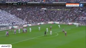 خلاصه بازی رئال مادرید 1- 0 اتلتیکومادرید