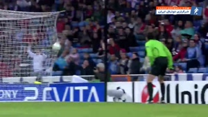 گل های دیدنی رونالدو در لیگ قهرمانان اروپا