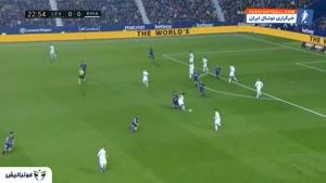 خلاصه بازی لوانته 1-0 رئال مادرید