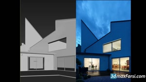 Skillshare – Step By Step Photo-Realistic Exteriors: 3ds Max