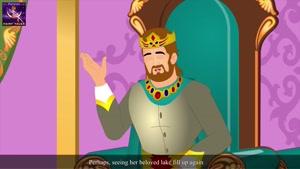 قصه های کودکانه شاهزاده خانم بی وزن