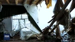اوضاع مناطق زلزله زده در توابع شهرستان خوی