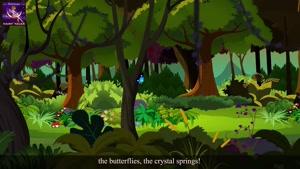 قصه های کودکانه جنگل ممنوعه