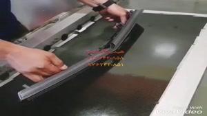 دستگاه مخمل پاش مخزن دار09363635618پودر مخمل ترک وایرانی