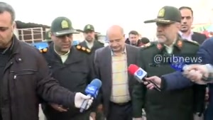 کشف ۴۶میلیون دستکش لاتکس در تهران