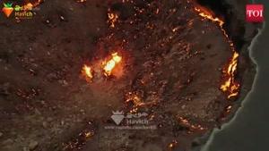دروازههای جهنم حفرههایی عجیب بر روی کره زمین