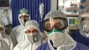 توصیه های سرپرستار آی سی یو بیمارستان امینی لنگرود به مردم