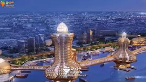 ده تا از بزرگترین پروژه های دبی که جهان را مبهوت کرده